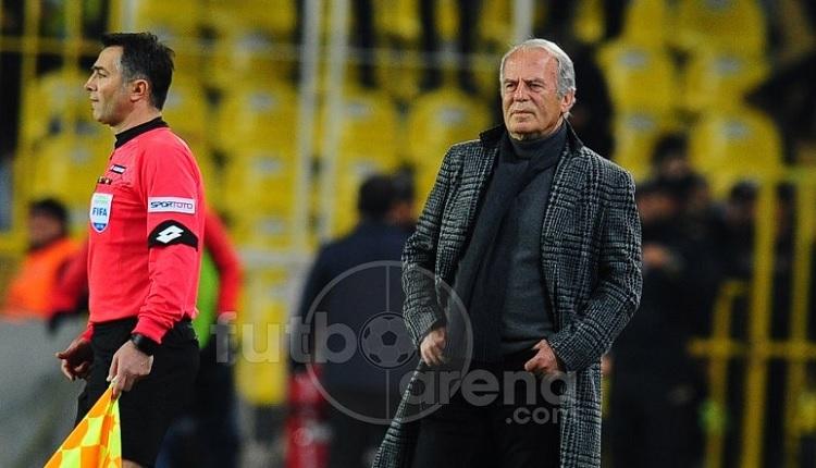 Mustafa Denizli'den Fenerbahçe ve hakem sözleri