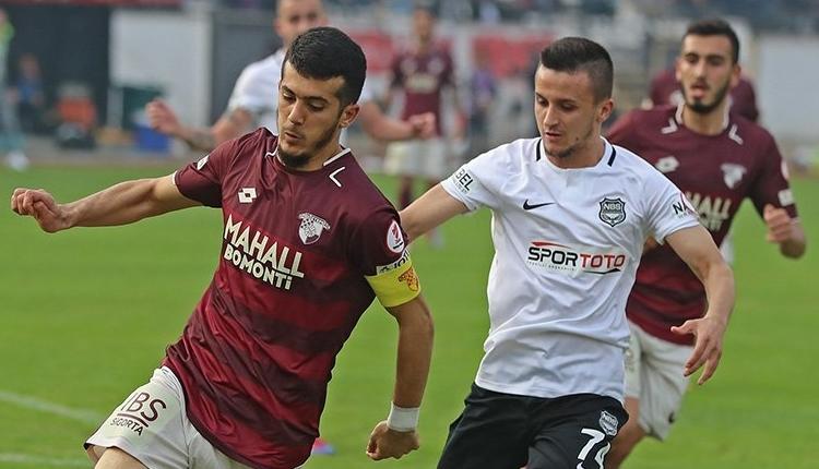 Nazilli Belediyespor 0-3 Göztepe maç özeti ve golleri izle (Türkiye Kupası maç sonuçları)