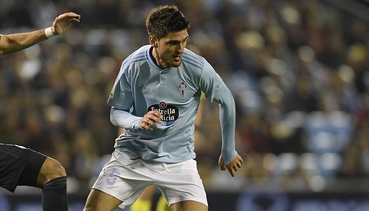 Okay Yokuşlu'dan Villarreal - Celta Vigo maçında gol