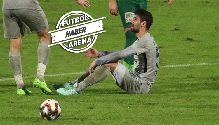 Orkan Çınar'ın harika golü ve performansı 3 puan için yetmedi
