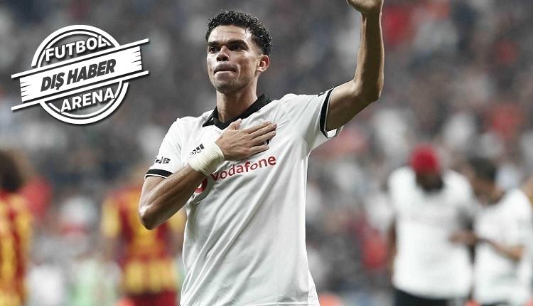 Pepe Beşiktaş'tan ayrılırken personel maaşlarını ödedi
