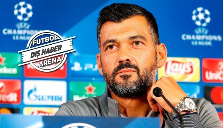 Porto'nun hocasından Galatasaray mesajı