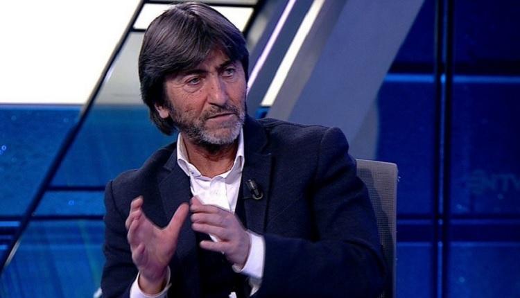 Rıdvan Dilmen: 'Ali Palabıyık Galatasaray maçında 'oh' dedi'