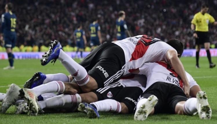 River Plate - Boca Juniors maç özeti ve golleri (İZLE)