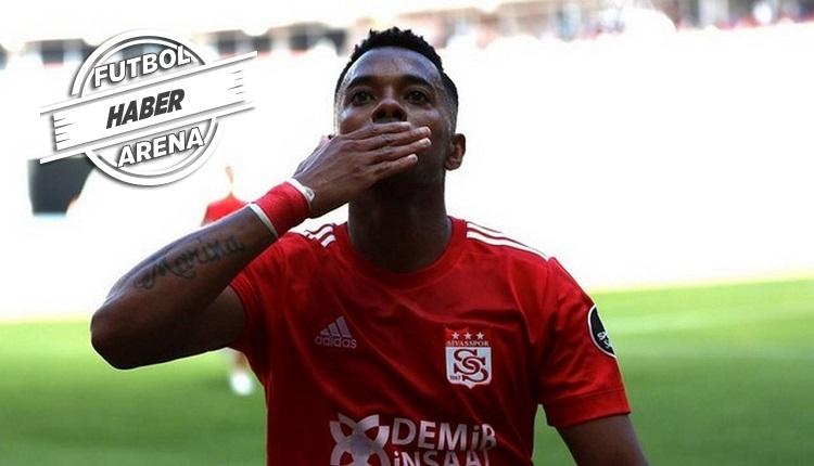 Robinho Başakşehir'e transfer oldu! İşte bonservis