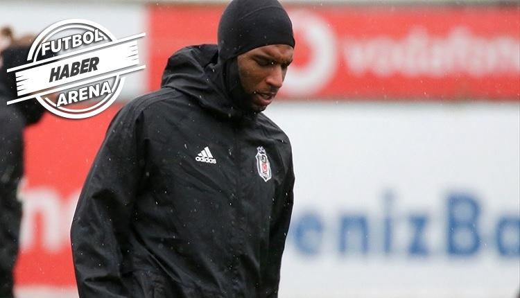 Ryan Babel Kasımpaşa - Beşiktaş maçında 11'de