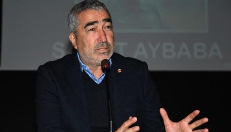 Samet Aybaba'dan Fenerbahçe itirafı