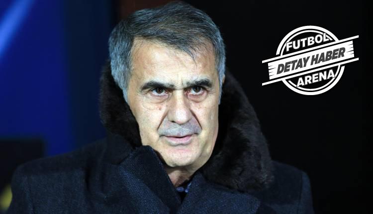 Şenol Güneş'in derbi karnesi Beşiktaşlıları umutlandırıyor