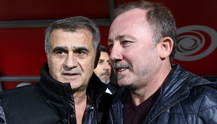 Sergen Yalçın'dan Beşiktaş itirafı