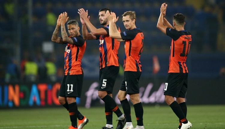 Shakhtar Donetsk - Lyonmaç özeti ve golleri (İZLE)