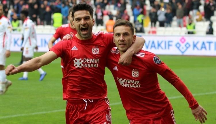 Sivasspor 2-0 Göztepe maç özeti ve golleri İZLE