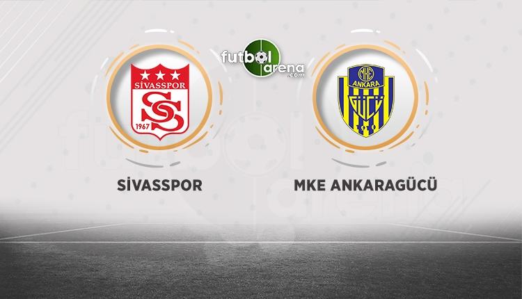 Sivasspor - Ankaragücü beIN Sports canlı şifresiz izle (Sivasspor - Ankaragücü CANLI)