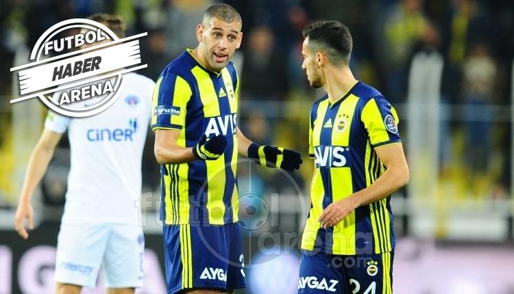 Slimani'ye tepki! Koeman ve Mehmet Ekici'yi kızdırdı