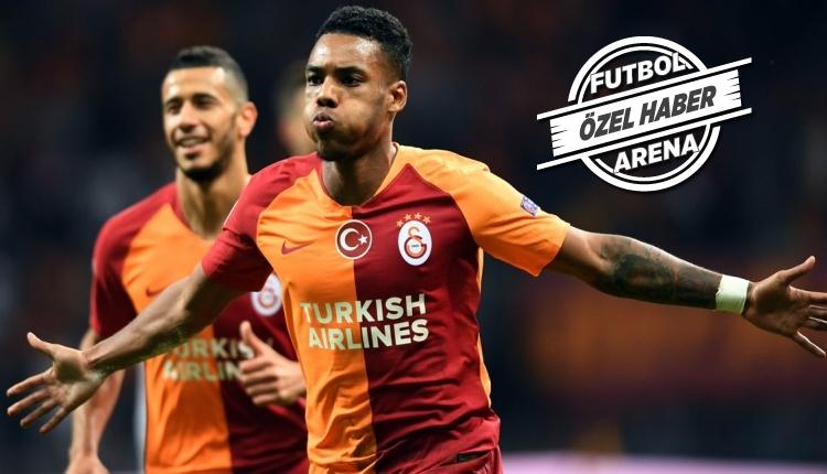 Galatasaray'dan Garry Rodrigues açıklaması:
