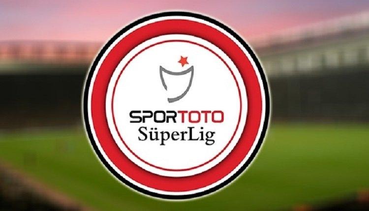 Süper Lig puan durumu, Süper Lig'de son durum (Süper Lig'de ilk devre puan durumu)