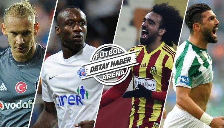 Süper Lig'de yabancı ve yerli futbolculara en çok süre veren takımlar