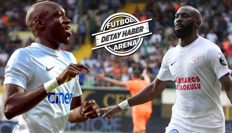 Süper Lig'e Senegalliler damga vuruyor
