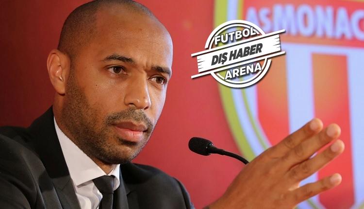 Thierry Henry Beşiktaş'a rakip oldu!