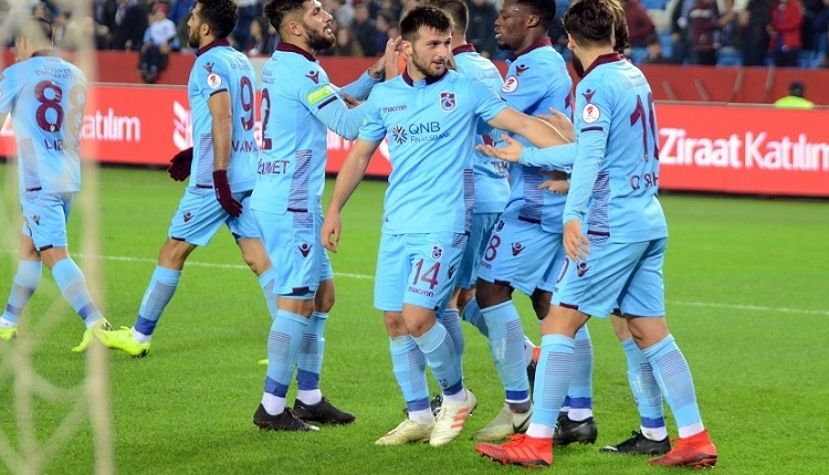 Trabzonspor 5-0 Sivas Belediyespor maç özeti ve golleri İZLE