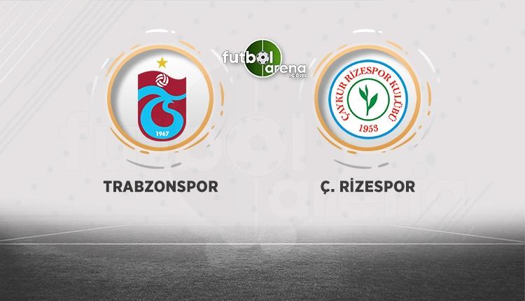 Trabzonspor Çaykur Rizespor maçı canlı şifresiz izie (BeIN Sports canlı şifresiz izle)