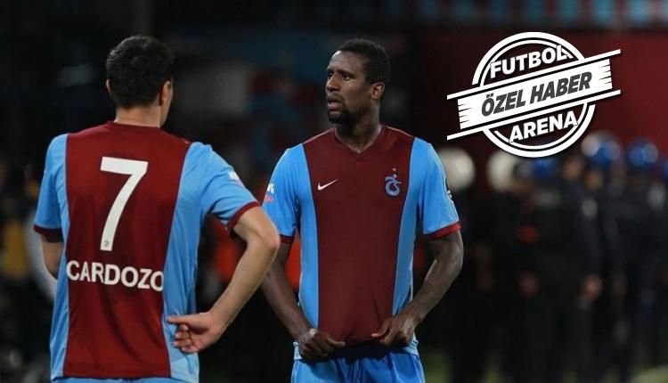 Trabzonspor'a Douglas şoku! 465 bin Euro...