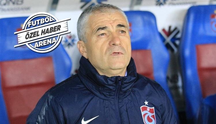 Trabzonspor'a Rıza Çalımbay şoku! Dosya kabul edildi