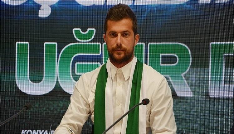 Trabzonspor'a Uğur Demirok şoku