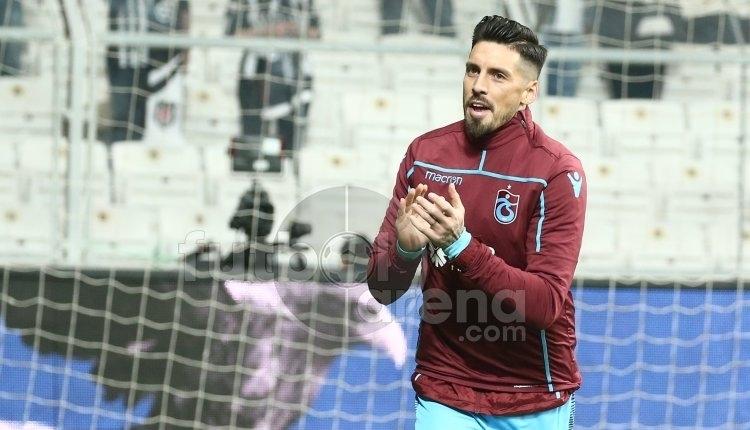 Trabzonspor'dan Jose Sosa ve Zargo Toure sakatlık açıklaması! Sosa ve Toure kaç hafta sahalardan uzak kalacak?