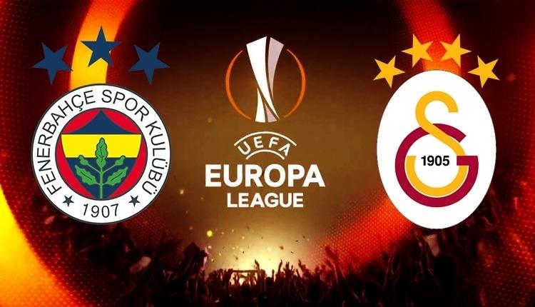 UEFA Avrupa Ligi'nde rakiplerimiz belli oldu