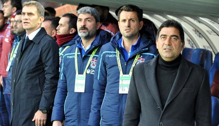 Ünal Karaman'dan Beşiktaş'a mesaj! Trabzonspor futbolcularından fedakarlık
