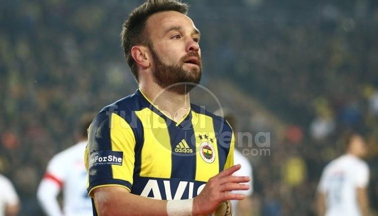 Valbuena Antalyaspor maçı kadrosunda yok! Fenerbahçe'de sakatlık gelişmesi