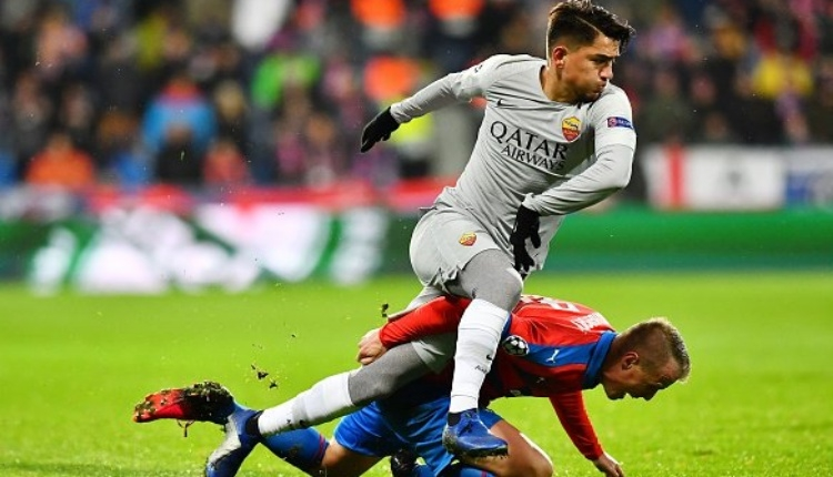 Viktoria Plzen 2-1 Roma maç özeti ve golleri izle