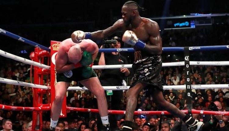 Wilder - Tyson Fury maçını kim kazandı? Wilder - Tyson Fury maçı İZLE