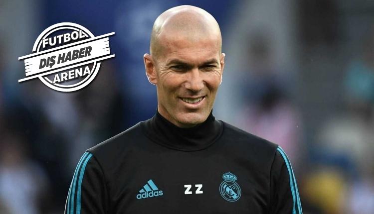 Zidane Zidane, Manchester United'ın başına geçiyor