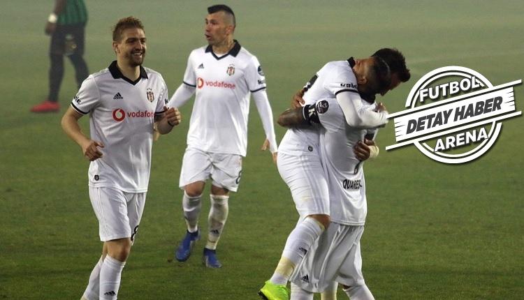 Değişen 2019 model Beşiktaş! Quaresma ile ilk kez yaşandı