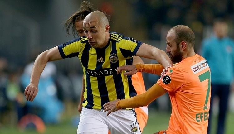 Aatıf Chahechouhe, Fenerbahçe'ye veda etti