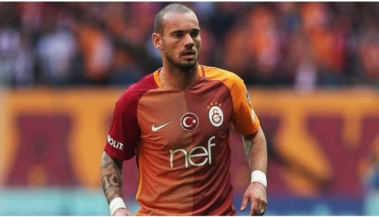 Adana Demirspor, Wesley Sneijder'i transfer edecek mi?