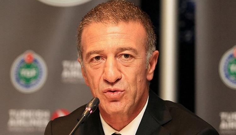 Ahmet Ağaoğlu: 'FIFA'da biriken 18 dosya var'