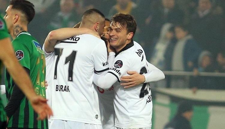 Akhisarspor - Beşiktaş maçında kural hatası! Hükmen mağlubiyet