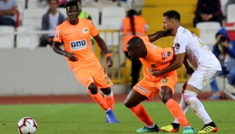 Alanyaspor - Sivasspor canlı izle (Antalya Kayseri beIN Sports canlı)