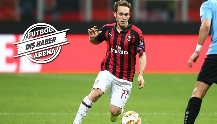 Alen Halilovic, Beşiktaş'a transfer olmak istiyor