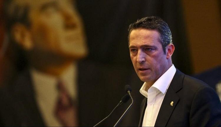 Ali Koç'un gözü rahatsızlandı program ertelendi