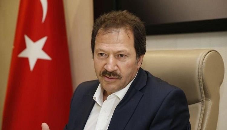 Ankaragücü Başkanı Mehmet Yiğiner'den transfer yasağı sözleri