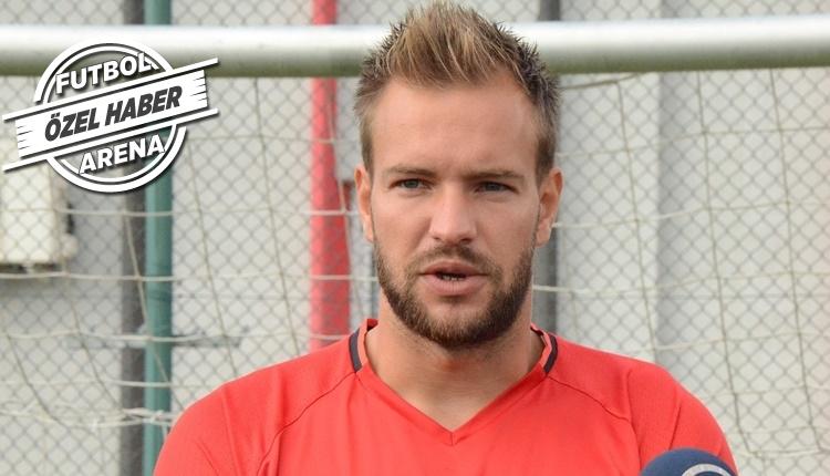 Antalyaspor'da Ruud Boffin krizi