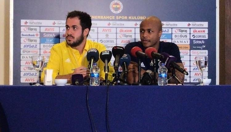 Ayew transfer sorusuna yanıt verdi: 'Kiralık diyoruz ama...'