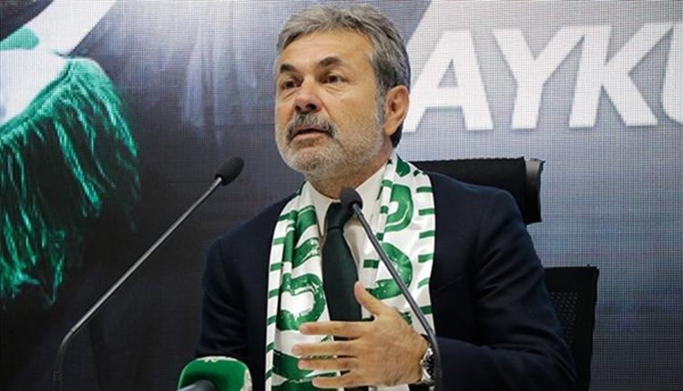 Aykut Kocaman: 'Fenerbahçe'ye asla kırgın değilim'