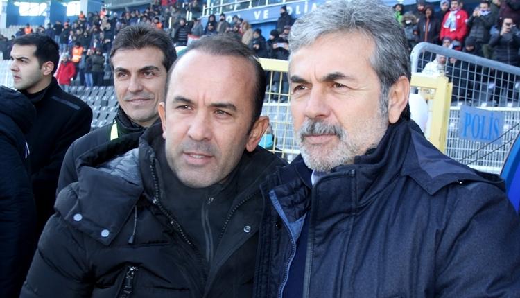 Aykut Kocaman'dan Yatabere - BB Erzurumspor transferi için açıklama