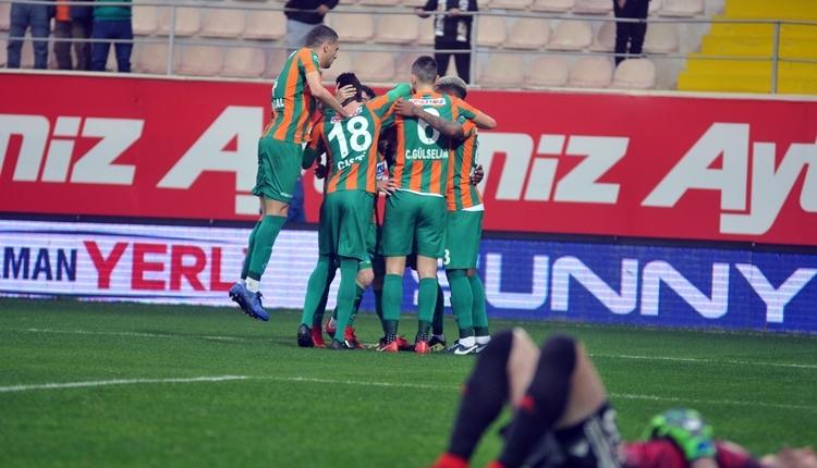 Aytemiz Alanyaspor 2-0 Sivasspor maçı özeti ve golleri izle