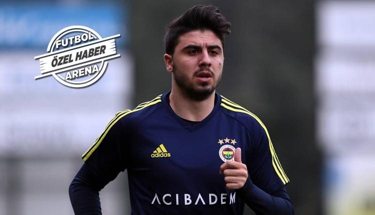 Aytemiz Alanyaspor Ozan Tufan için Fenerbahçe ile anlaştı