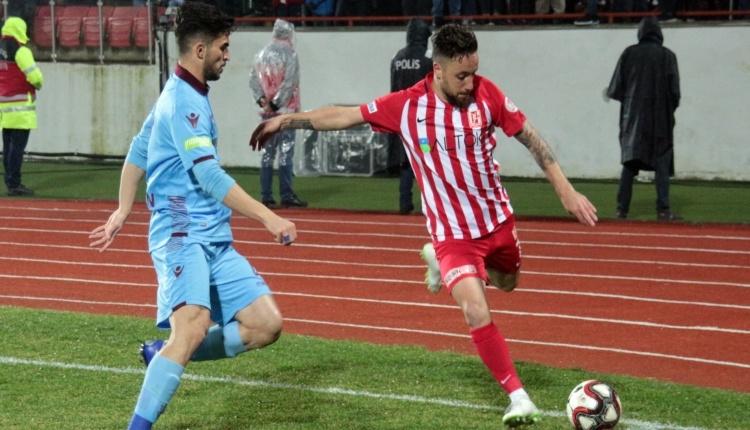 Balıkesir Baltok 1-3 Trabzonspor maç özeti ve golleri (İZLE)
